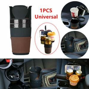 Multifunction Car Boat Yacht RV Water Stand Drinks Cup Holder Phone Bracket Fold
