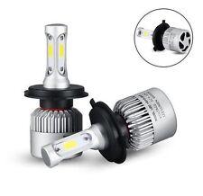 2 LAMPADINE A LED H4 PER AUTO 36w 16000 LM