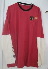 Tommy Hilfiger RED LABEL Mens Size XL Long Sleeved Shirt Vintage