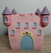 2008 Princess Castle Tissue Box Cover Holder