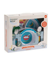 Goodnight Moon 4 piece Dinnerware Set - Plate, Bowl, Fork and Spoon - 6 months