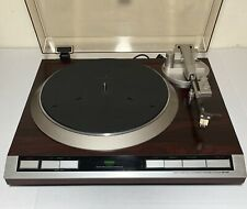 Vintage Denon Dp-51F Automatic Turntable