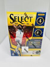 2020-21 Panini Select NBA Basketball Blaster Box Brand New Factory Sealed