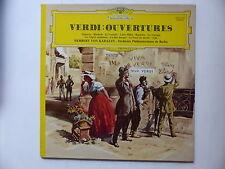VERDI Ouvertures Nabucco , La traviata dir VON KARAJAN 2531145