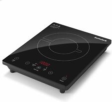 Portable Induction Cooktop 1800W Sensor Touch Camping Stovetop Burner Digital