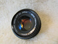 SMC Pentax M 50mm F1.7 Manual Focus Lens -