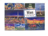 Viena Viena Foto Imán Recuerdo Austria Hundertwasser Fiaker
