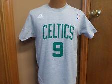 Adidas Rajon Rondo Boston Celtics Womens Player T-Shirt Rondo #9  - size Large