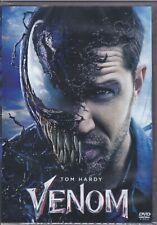 Dvd Marvel **VENOM** con Tom Hardy nuovo 2018