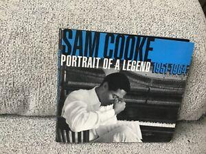 Sam Cooke legend cd