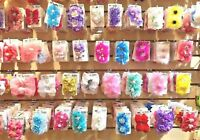 Wholesale Lot 10,30, 50, 100 Pces New Assorted Kids Fashion Hair Clips - UPDATED