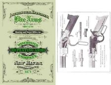 Winchester 1871 Fire Arms January Gun Catalog