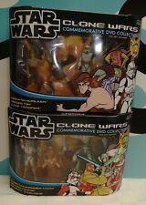 Star Wars Clone Wars Animated Series Set 1 and 2