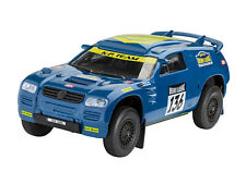 """Revell 06400 Build & Giocare VW Touareg """" Rallye """", Auto Kit Modellismo 1:3 2"""