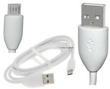 Original HTC USB Micro Datenkabel für HTC A8181 Ladekabel Weiß