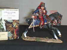 KING AND COUNTRY CRW06 LORD CARDIGAN MOUNTED CRIMEAN WAR TOY SOLDIER FIGURE