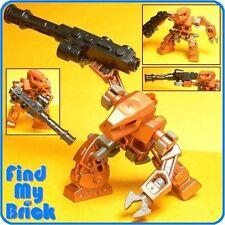 SW11 - Lego Devastator Droid Robot Minifigure - Copper NEW