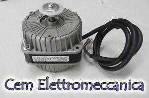 Ventilateur Électrique Moteur 25 Watt 10 Pièces - 220 Volt