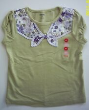 NWT Gymboree Cowgirls At Heart Scarf Bow Green Shirt Top 4T