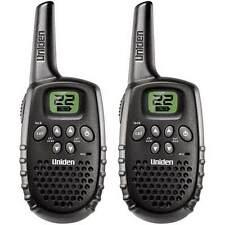 UNIDEN ! 2 TALKIE WALKIE VHF UHF PORTEE 20KM! USAGE GRATUIT! SURVEILLANCE PRO