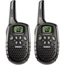 2 TALKIE WALKIE VHF UHF PORTEE 20KM! AVION PLANEUR ULM PARAPENTE UNIDEN