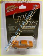1970 '70 Plymouth Hemi Cuda Barracuda Gold Series Diecast Jl Johnny Rare!