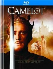 Camelot Blu-ray 1967 Richard Harris Digibook