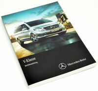 Mercedes-Benz V-Klasse Betriebsanleitung, Ausgabe 06.2015