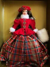 New Barbie Doll Jewel Princess Brunette #16400 Ann Driskill autograph Le of 1500