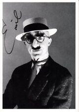 "Emil Steinberger (SUI) ""EMIL"" Komiker,Kabarettist original signiert/signed !"