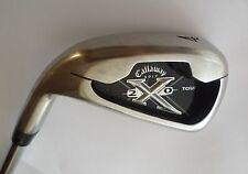 Gaucher CALLAWAY X20 X-20 Tour 4 Fer FUSIL ACIER 6.0 Shaft Callaway Grip