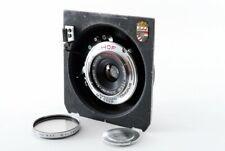 Exc Schneider Technika Angulon 90mm f/6.8 Linhof Compur #0 Large Format Lens