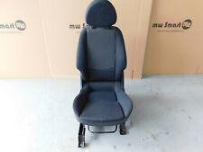 Fahrersitz Sitz links mit Airbag Smart 454 ForFour grau schwarz Nr.Z4