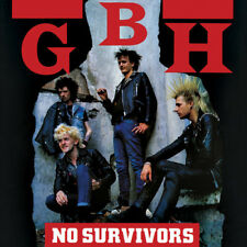 G.B.H. - No Survivors [New Vinyl LP] Ltd Ed, Red, Special Ed, Reissue