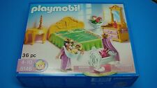 Playmobil 5146 Royal Bed Chamber with Cradle mint in Box for collectors geobra