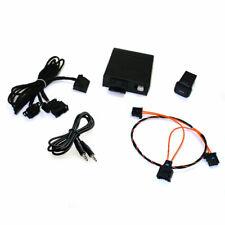 AUX Adapter Line In für Audi MMi 2G high A4 A5 A6 A8 Q7 Player Mp3 CD Laptop