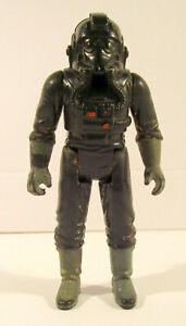 Star Wars Figur Imperial Tie-Fighter Pilot Original Kenner 1982 ohne Waffe.