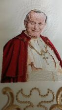 Priest Stole St. John Paul II NEW BARBICONI Made in ITALY