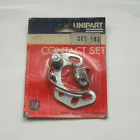 GCS 102 CONTACT POINTS GENUINE UNIPART