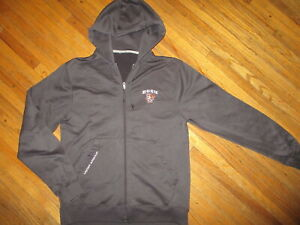 BOWLING GREEN FALCONS PERFORMANCE HOODIE by UNDER ARMOUR Sweatshirt Zip-Up SM