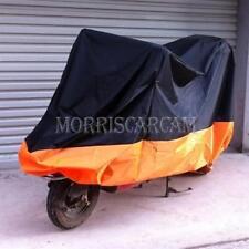 220*95*110cm Rain/UV Cover For Kawasaki Honda Triumph Suzuki Ducati Universal