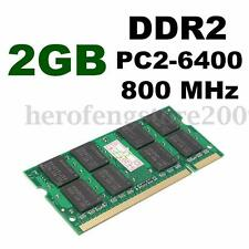 4GB 2x2GB MEMORY RAM DIMM DDR2 800MHZ PC2-6400 200Pin For Laptop PC Notebook