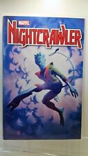 Marvel Legends Toybiz edition comic Nightcrawler Bagged and Boarded Poster Book