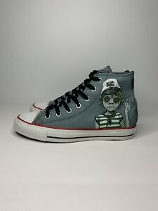 Converse x Gorillaz Chuck Taylor All Star Hi Unisex Size Mens 6/ Wmns 7.5 2D New
