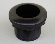 "2"" CPR Bulkhead Fittings, Slip X Slip, Very High Quality, with Silicon Washer"