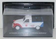 Pick-ups miniatures pour Citroën 1:43