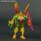 Fuzor BUZZCLAW Transformers Beast Wars Basic 100% complete Hasbro 1998 210923A