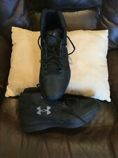 NWOT - Under Armour Black Men's Basketball Shoes Size 13
