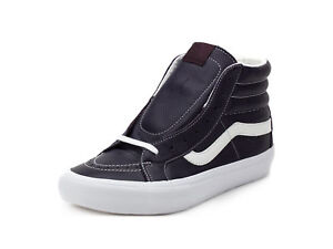 Vans Mens Sk8-Hi Reissue VL Italian Leather Liz Purple VN0A3MV7R3P