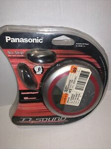 Panasonic SL-SX330 Personal CD Player Anti-Skip CD-R/RW Playback D Sound NEW